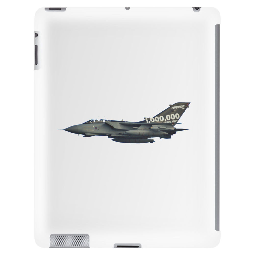 1 Million Flying Hours Special Tail Paint Scheme RAF Tornado GR4 Role Demo Jet Tablet