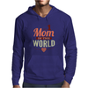 #1 Mom In The World Mens Hoodie