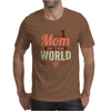 #1 Mom In The World Mens T-Shirt