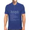 10 Lies Of Dental Hygienists Mens Polo