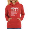 10 Reasons To Be With An Engineer Womens Hoodie