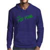 100% Pop Punk Mens V Neck Mens Hoodie