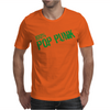 100% Pop Punk Mens V Neck Mens T-Shirt