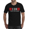 118, I WANT YOUR NUMBER Mens T-Shirt