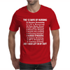 12 Days of Nursing Mens T-Shirt