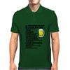 12 Reasons Beer Better Women Funny Humor Geek Mens Polo
