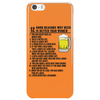 12 Reasons Beer Better Women Funny Humor Geek Phone Case