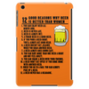 12 Reasons Beer Better Women Funny Humor Geek Tablet