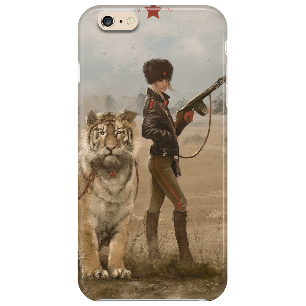 1920 - kittens Phone Case