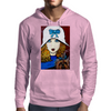 1920S ART DECO WITH YORKIE Mens Hoodie
