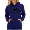1929 OHC Triumph Motorcycle Womens Hoodie
