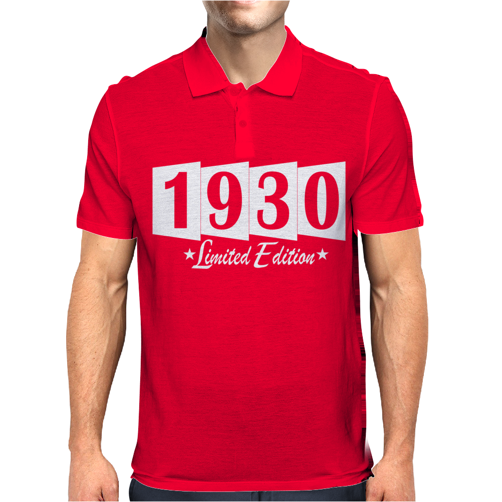1930 Limited Edition Mens Polo