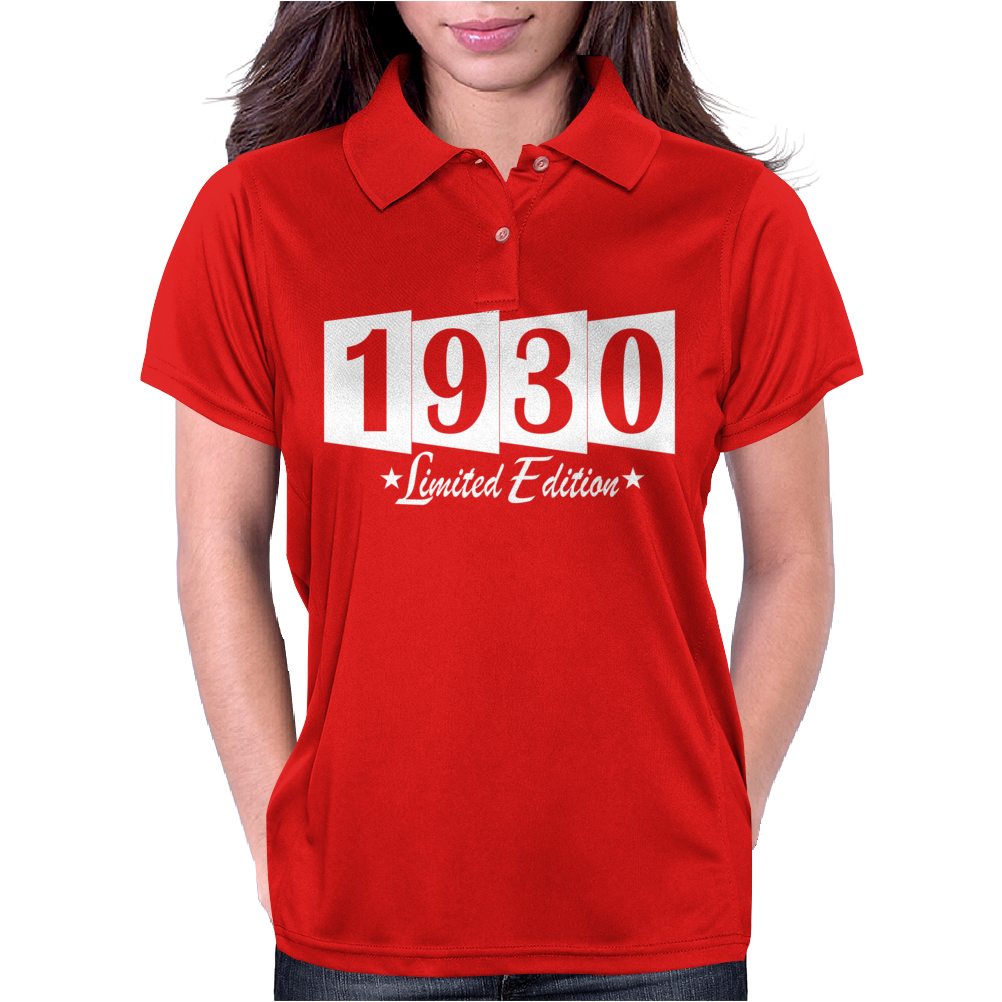 1930 Limited Edition Womens Polo