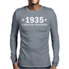 1935 Limited Edition Mens Long Sleeve T-Shirt