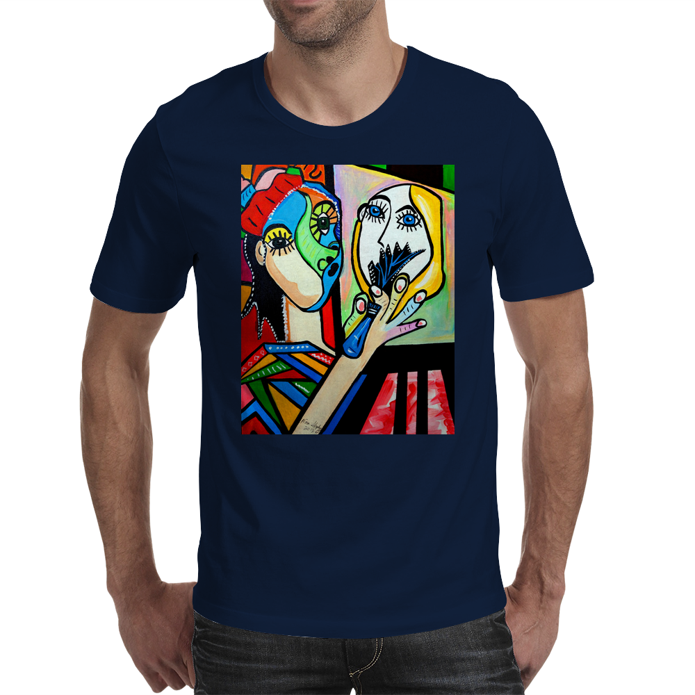 1938 PAINTING  PICASSO Mens T-Shirt