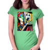 1938 PAINTING  PICASSO Womens Fitted T-Shirt