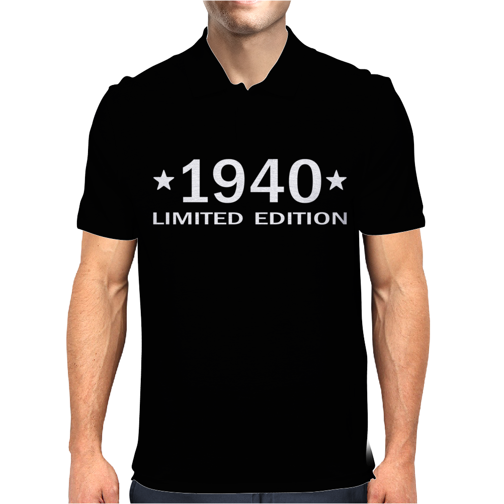 1940 Limited Edition Mens Polo