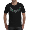 1950s emerald and diamond necklace Mens T-Shirt