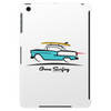 1955 Chevy Hardtop Coupe Gone Surfing Tablet