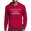 1956 Aged To Perfection Mens Hoodie
