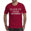 1956 Aged To Perfection Mens T-Shirt