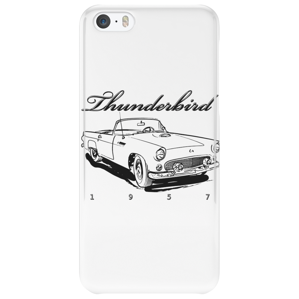 1957 Ford Thunderbird Phone Case