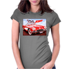 1960 Chevrolet Corvette Sky, Ideal Birthday Gift Or Present Womens Fitted T-Shirt