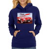 1960 Chevrolet Corvette Sky, Ideal Birthday Gift Or Present Womens Hoodie