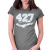1967 Shelby GT500 Womens Fitted T-Shirt