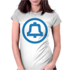 1969 Bell System Logo Womens Fitted T-Shirt