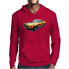 1970 Ford Mustang Mach I, Ideal Birthday Present or Gift Mens Hoodie