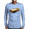 1970 Ford Mustang Mach I, Ideal Birthday Present or Gift Mens Long Sleeve T-Shirt