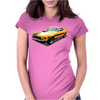 1970 Ford Mustang Mach I, Ideal Birthday Present or Gift Womens Fitted T-Shirt