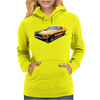1970 Ford Mustang Mach I, Ideal Birthday Present or Gift Womens Hoodie