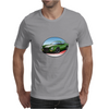 1970s Green Chevy Camaro Z28 SS GW Mens T-Shirt