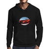 1970s Red Chevy Camaro Z28 SS RB Mens Hoodie