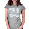 1971 CHEVY NOVA Womens Fitted T-Shirt