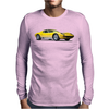 1971 Lamborghini Miura, Classic Car Ideal Birthday Gift Mens Long Sleeve T-Shirt