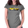 1971 Lamborghini Miura, Classic Car Ideal Birthday Gift Womens Fitted T-Shirt