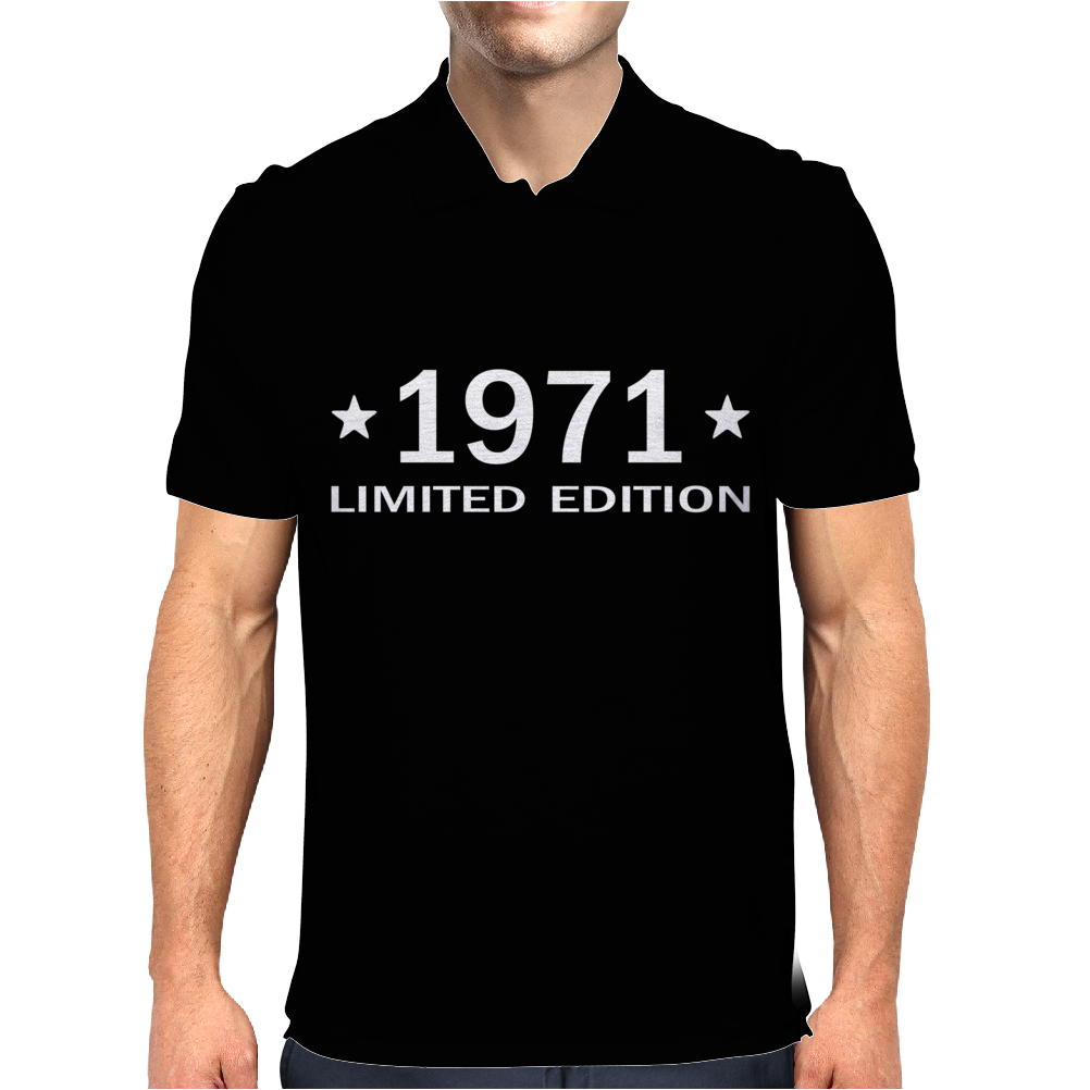 1971 Limited Edition Mens Polo