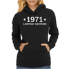 1971 Limited Edition Womens Hoodie