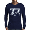 1977 CHEVROLET CORVETTE Mens Long Sleeve T-Shirt