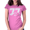 1977 CHEVROLET CORVETTE Womens Fitted T-Shirt