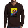 1978 Hockey Card Wrapper Mens Hoodie