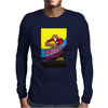 1978 Hockey Card Wrapper Mens Long Sleeve T-Shirt