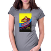 1978 Hockey Card Wrapper Womens Fitted T-Shirt
