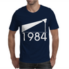 1984George Orwell Mens T-Shirt