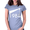 1984George Orwell Womens Fitted T-Shirt