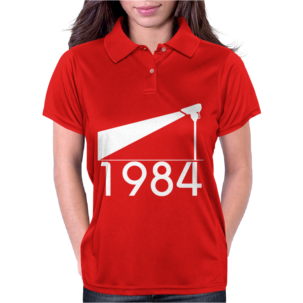 1984George Orwell Womens Polo