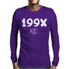 199X KID Mens Long Sleeve T-Shirt